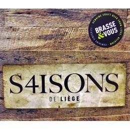 Pack 4 saisons de Liège Bio
