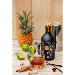 El Draque Spiced Rhum 37,5%
