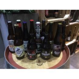 Pack 12 bières fortes